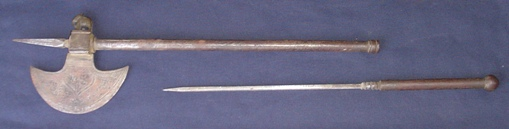 Fine Original Swords, Axes, Maces, War Happers, Clubs, and Related from The History Store (Ax, Bhuj, Club, Hammer, Mace)