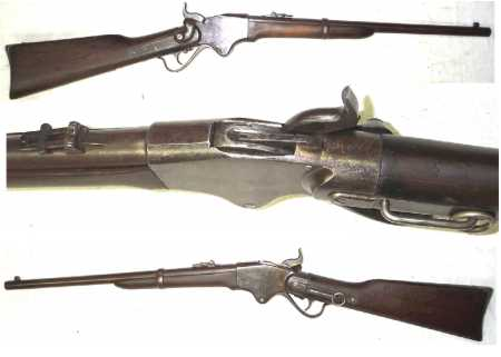 Spencer Model 1865 Repeating Carbine
