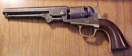 Colt Revolver 1851 The Colt 1851 Navy Revolver