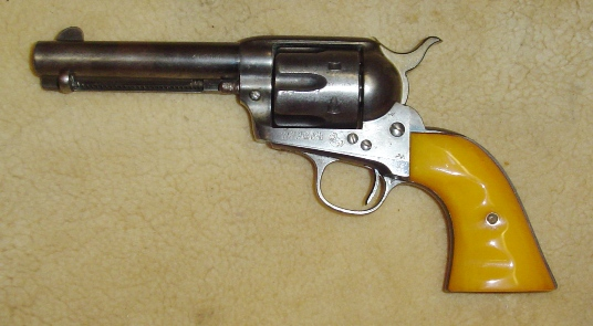 Colt Model 1873 Single-Action Army Revolvers