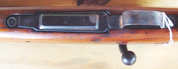 1898 Springfield Rifle. 1903 Springfield Rifle,