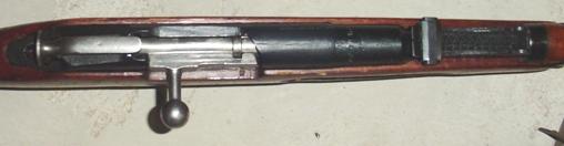 Russian M1891/30 Mosin-Nagant Infantry Rifle