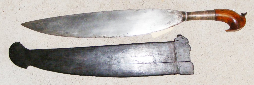 Fine Original Knives, Swords, Machetes, and Related from The History Store)