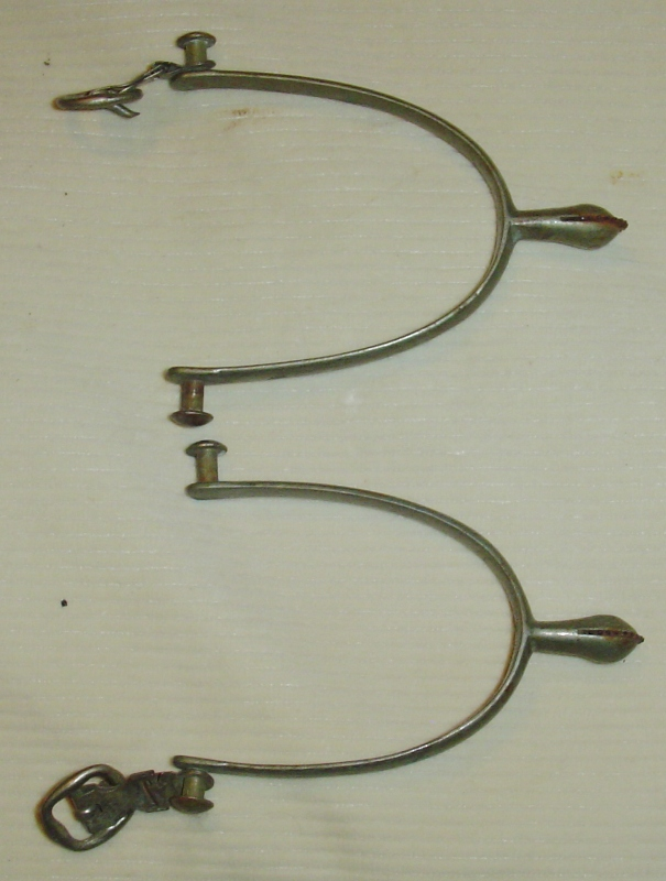 Click Here to View More Images of these Spurs